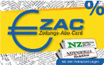 ZAC Zeitungs Abo Card